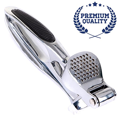 Better Line® Professional Grade Stainless Steel Garlic Pres