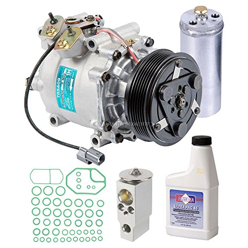 01 honda civic ac compressor - 7