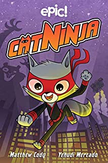 Book Cover: Cat Ninja