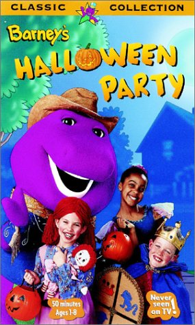 Barney Halloween Party - Barney - Barney's Halloween Party