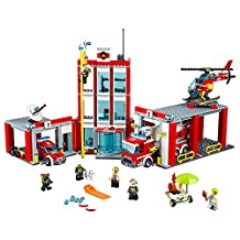 LEGO CITY - Fire Station 60110