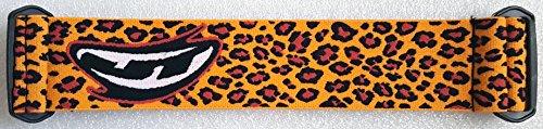 JT Paintball Mask Spectra Proflex Proshield Goggle Strap Leopard Cheetah