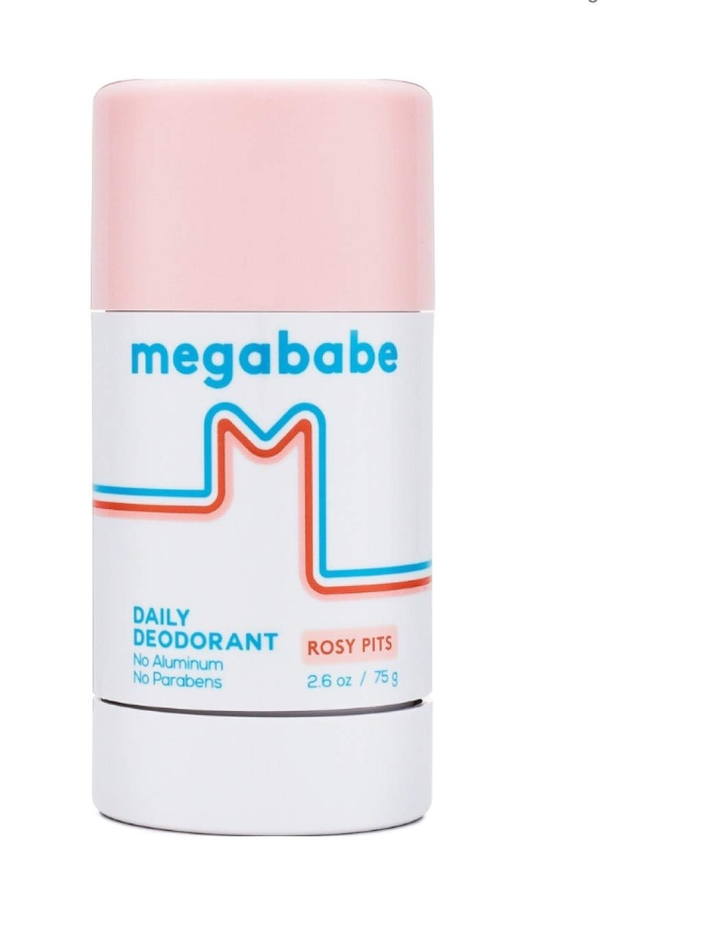 Megababe Rosy Pits Daily Deodorant by Texpertnmore