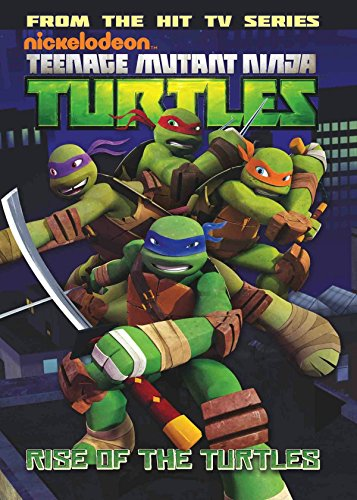 Teenage Mutant Ninja Turtles Animated Volume 1: Rise of the Turtles (Teenage Mutant Ninja Turtles (Idw)) (TMNT Animated Adaptation)