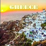 Greece 7 x 7 Mini Wall Calendar 2020: 16 Month Calendar
