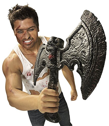 Rubie's Costume Axe of Ruin Costume Weapon - Spartan Mascot Costume For Sale