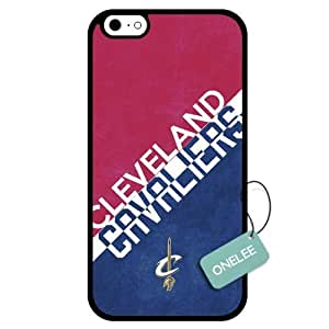 (TCustomized NBA Cleveland Cavaliers Team Logo Design PC Case For Samsung Note 3 Cover Case CovBlack 01