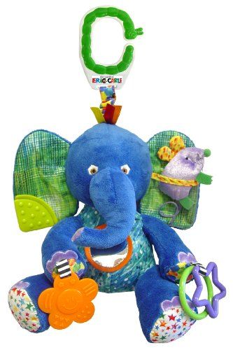 World of Eric Carle, The Very Hungry Caterpillar Activity Toy, Elephant ()