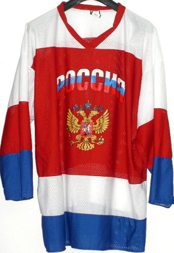 bb707d1b5 Image Unavailable. Image not available for. Color: Russian Team Hockey  Jersey #8 ALEXANDER OVECHKIN ...
