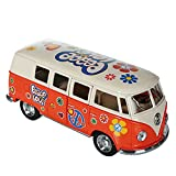 Volkswagen Combi T1Bus 1962 1/32 Orange