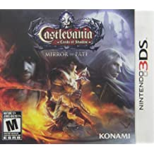 Castlevania Lord of Shadow Mirror of Fate - Nintendo 3DS