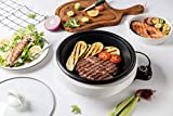 Aroma Housewares ASP-137 Grillet 3Qt. 3-in-1