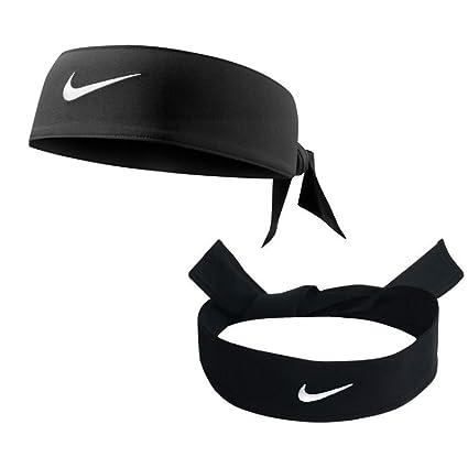 Amazon nike dri fit head tie black sports headbands sports nike dri fit head tie black ccuart Gallery
