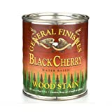 General Finishes Water Based Stain Black Cherry Gallon