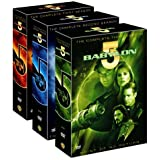 Babylon 5: The Complete First Three Seasons