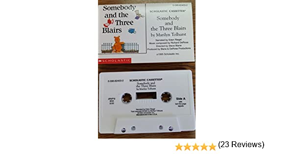 Somebody and the Three Blairs: Marilyn Tolhurst, Eden Riegel ...