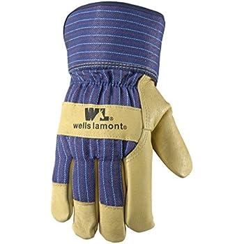 Men's Heavy Duty Winter Work Gloves, 100-gram Insulation