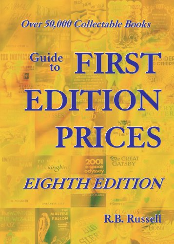 1st Collectible (Guide to First Edition Prices)