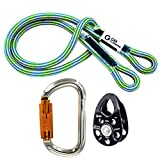 GM CLIMBING Hitch Slack Tending Pulley Kit for