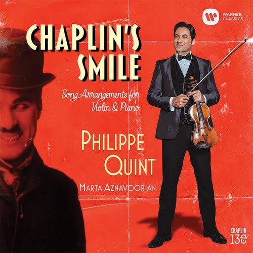 Price comparison product image Chaplin's Smile: Song Arrangements Violin & Piano