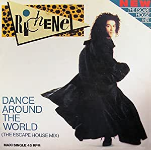 Dance around the world escape house mix 9 56min 1987 for 1987 house music