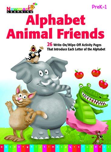 Alphabet Animal Friends Flip Chart - NL4679 (Abc Flip Chart With Cd)