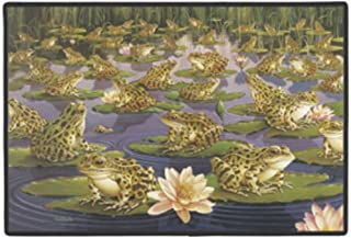 product image for Fiddler's Elbow Frogs Doormat Door Mat Rug Doormat Braldt Bralds