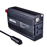 Bapdas 500W Car Power Inverter DC 12V to AC220-230V With 4.2A USB Ports for Laptop, Tablets and phones