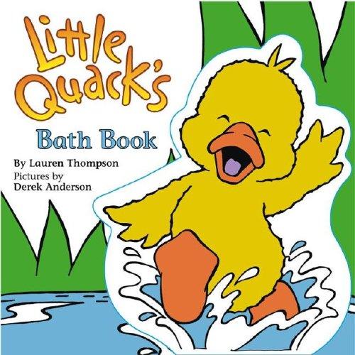 Little Quack's Bath (Big Red Bath)