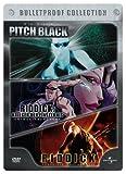 Riddick Trilogie Dvd S/T 3er Steelboo [Import allemand]