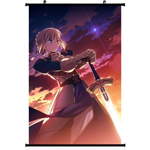 1 X Fate Zero Fate Stay Night Extra Anime Wall Scroll Poster