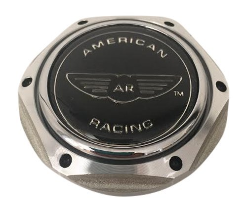 American Racing Razor Rebel 1242103011 2.42 Chrome Center Cap