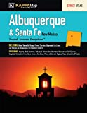 Albuquerque & Santa Fe, NM Street Atlas