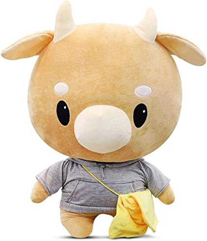Korea TV Plush Toys What/'s Wrong with Secretary Kim Min Young Cow Stuffed Doll
