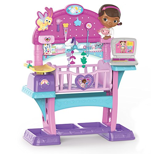 Doc Mcstuffins Set (Disney Doc McStuffins All in One Baby Nursery)