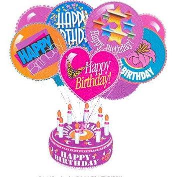 Tarta de cumpleaños hinchable: Amazon.es: Juguetes y juegos