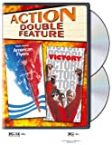 American Flyers / Victory (Action Double Feature)