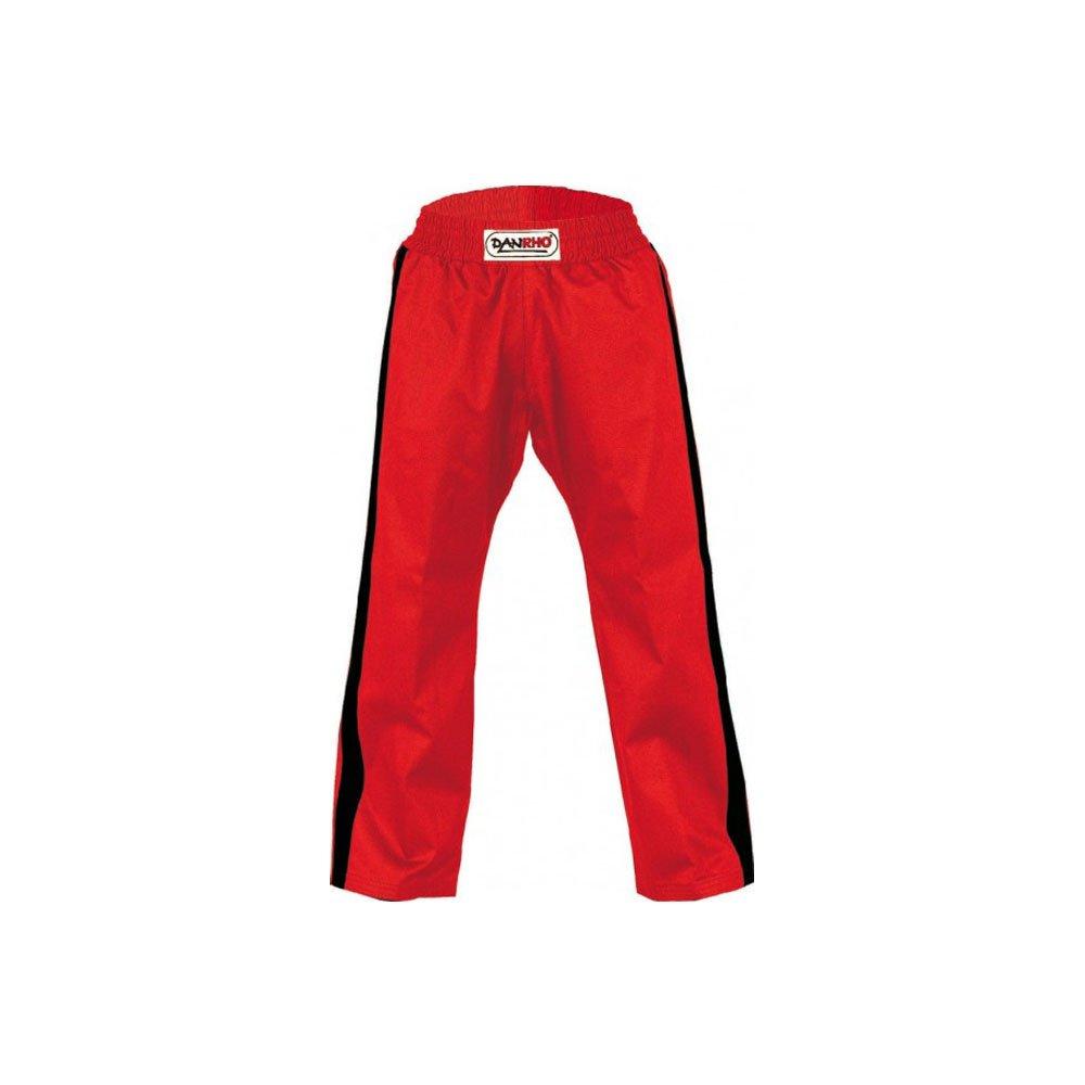 'DanRho lutte Pantalon de sport Freestyle, rouge/noir DanRho 160cm 339154160