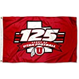 College Flags and Banners Co. Utah Utes 125 Football Seasons Flag Review