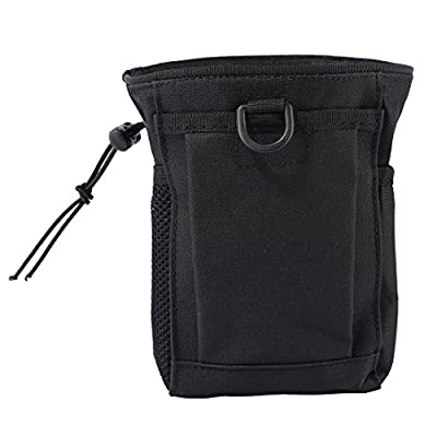 Tactical Pouch Bag, WOLFBUSH Waterproof Drawstring Magazine Dump Bag for Nerf Rival Balls Kids by WOLFBUSH that we recomend personally.
