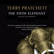 The Fifth Elephant: Discworld, Book 24 | Terry Pratchett