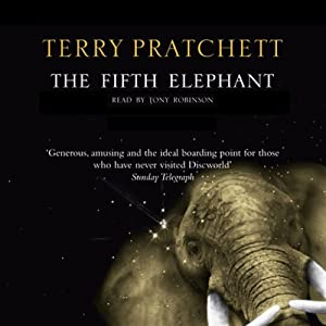 The Fifth Elephant Hörbuch