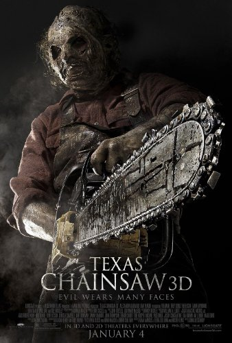 texas chainsaw massacre movie poster 24x36