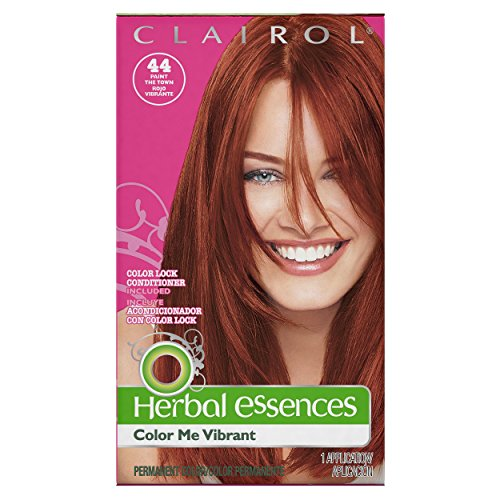 - Herbal Essences Color Me Vibrant Permanent Hair Color 044 Paint The Town 1 Kit