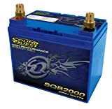 Soundquest SQB2000 Power Battery AGM Design High-Performance Energy - Best Reviews Guide