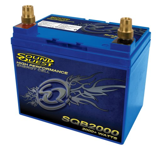 Soundquest SQB2000 Power Car Audio Battery