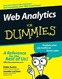 Web Analytics For Dummies (For Dummies (Computers))