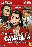 Peccato Che Sia Una Canaglia [Italia] [DVD]