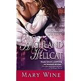 Highland Hellcat (Hot Highlanders Book 2)