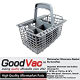 bosch 093046 - Dishwasher Silverware Cutlery Basket Universal Fit by GoodVac, Made to Fit Kenmore, Whirlpool, Bosch, Maytag, KitchenAid, GE and More